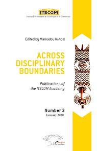 Téléchargez le livre :  Across disciplinary boundaries