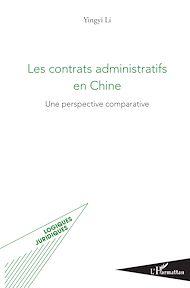 Téléchargez le livre :  Les contrats administratifs en Chine
