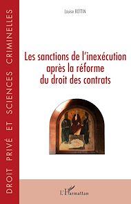 Téléchargez le livre :  Les sanctions de l'inexécution après la réforme du droit des contrats