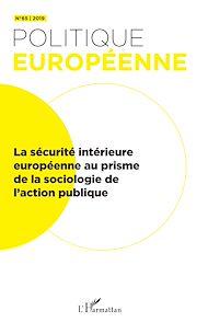 Téléchargez le livre :  La sécurité intérieure européenne au prisme de la sociologie de l'action publique