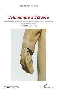 Téléchargez le livre :  <em>L'Humanité </em>à <em>L'Oeuvre</em>