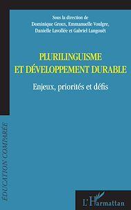 Téléchargez le livre :  Plurilinguisme et développement durable