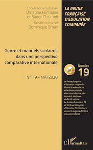 Téléchargez le livre :  Genre et manuels scolaires dans une perspective comparative internationale
