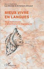 Téléchargez le livre :  Mieux vivre en langues