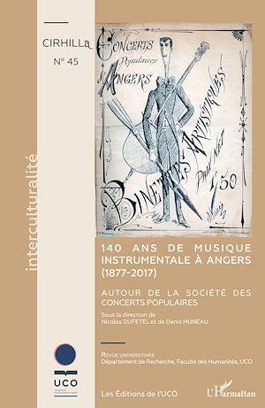 Téléchargez le livre :  140 ans de musique instrumentale à Angers (1877-2017)