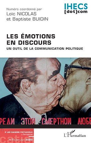Téléchargez le livre :  Les émotions en discours