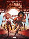 Télécharger le livre :  La Quête d'Ewilan - Tome 02