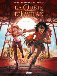 Téléchargez le livre :  La Quête d'Ewilan - Tome 02