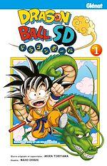 Téléchargez le livre :  Dragon Ball SD - Tome 01