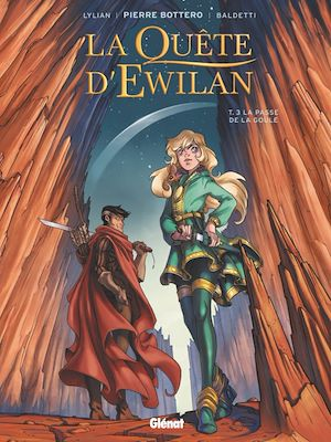 Téléchargez le livre :  La Quête d'Ewilan - Tome 03