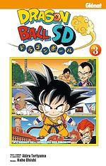Téléchargez le livre :  Dragon Ball SD - Tome 03