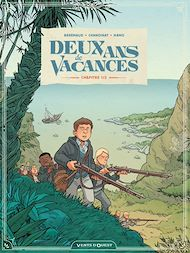 Téléchargez le livre :  Deux ans de vacances - Tome 01