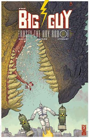 Téléchargez le livre :  Big Guy & Rusty le garçon robot
