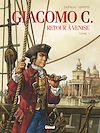 Télécharger le livre :  Giacomo C - Retour à Venise - Tome 01