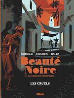 Téléchargez le livre :  BEAUTÉ NOIRE et le Groupe Prospero - Tome 02