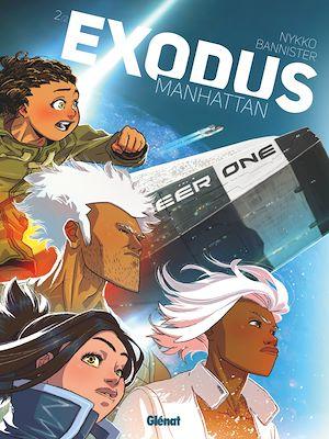 Téléchargez le livre :  Exodus Manhattan - Tome 02
