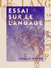Télécharger le livre :  Essai sur le langage