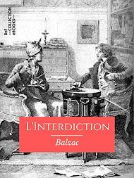 Téléchargez le livre :  L'Interdiction