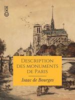 Téléchargez le livre :  Description des monuments de Paris