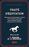 Télécharger le livre :  Traité d'équitation