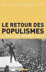 Download this eBook Le retour des populismes