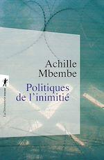Download this eBook Politiques de l'inimitié