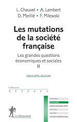 Download this eBook Les mutations de la société française