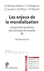 Download this eBook Les enjeux de la mondialisation