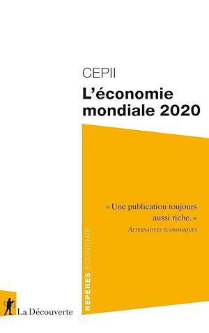 Téléchargez le livre :  L'économie mondiale 2020