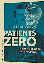 Téléchargez le livre :  Patients zéro