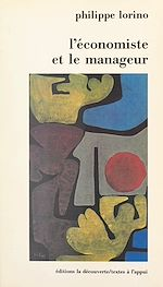 Download this eBook L'économiste et le manageur