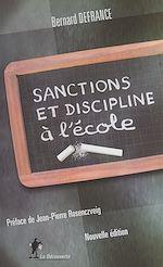 Téléchargez le livre :  Sanctions et discipline à l'école