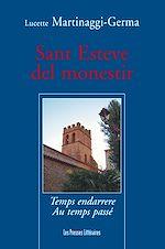 Download this eBook Sant Esteve del monestir