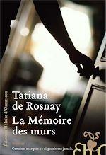 Download this eBook La mémoire des murs
