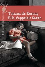 Download this eBook Elle s'appelait Sarah
