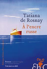 Téléchargez le livre :  A l'encre russe
