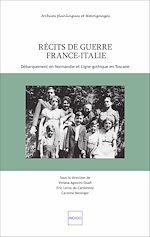 Download this eBook Récits de guerre France-Italie