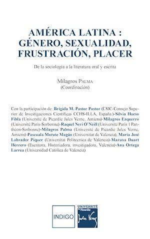 Téléchargez le livre :  América Latina : généro, sexualidad, frustración, placer