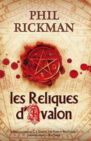 Téléchargez le livre :  Les Reliques d'Avalon