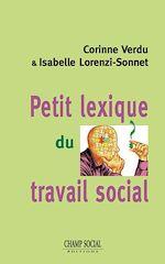 Téléchargez le livre :  Petit lexique du travail social