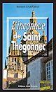 Télécharger le livre : L'inconnue de Saint-Thégonnec