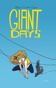 Téléchargez le livre :  Giant Days T3