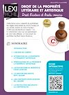 Télécharger le livre :  Droit de la propriété intellectuelle et artistique (2ème édition)