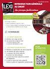 Télécharger le livre :  Introduction générale au droit (3ème édition)