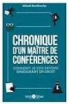 Télécharger le livre :  Chronique d'un Maître de conférences