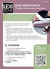 Télécharger le livre :  Droit administratif - La procédure contentieuse administrative
