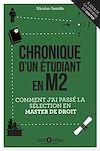 Télécharger le livre :  Chronique d'un étudiant en M2