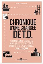 Download this eBook Chronique d'une chargée de TD