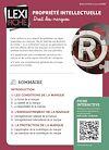Télécharger le livre :  Propriété intellectuelle - Droit des marques