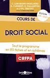 Télécharger le livre :  Cours de droit social